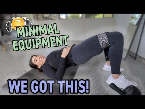 I Got Creative And Built A Home Gym! *kinda Ridiculous*