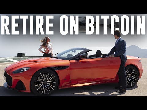 How to Retire on Bitcoin by 2030 starting in 2021