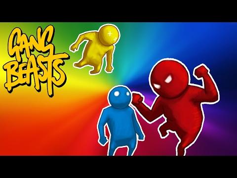 ZEROS LÀ ĐẦU GẤU   Cùng chơi Gang Beast