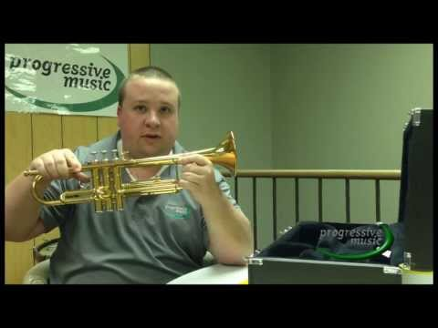 Putting Together Your Trumpet - Progressive Music - The Downbeat