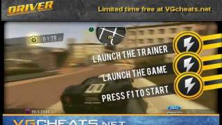 Driver San Francisco Cheats Trainer (PC) Wheel Support