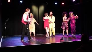 "Cabaret Night III - XII. Ballroom Dynamites mit ""Viva la Sauna Svedese"""