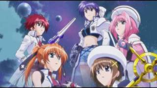 Nanoha Official music video.