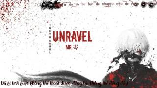 Gambar cover [Vietsub] Unravel (Tokyo Ghoul Trung văn ost) - Mr.Sầm