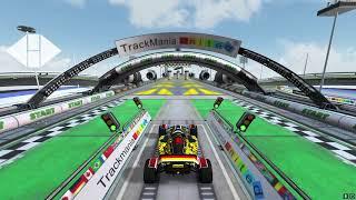 [Trackmania TAS] Kackiest Kacky #-39 in 15.02 (-14.08)