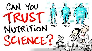Why You Can't Trust Nutrition Science & Health Claims