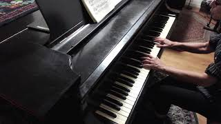 (HD) J. S.  Bach Anglaise, French Suite No. 3, in B minor,  BWV 814