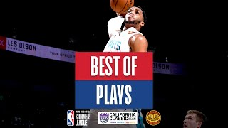 The BEST Plays! | 2019 NBA Summer League Video