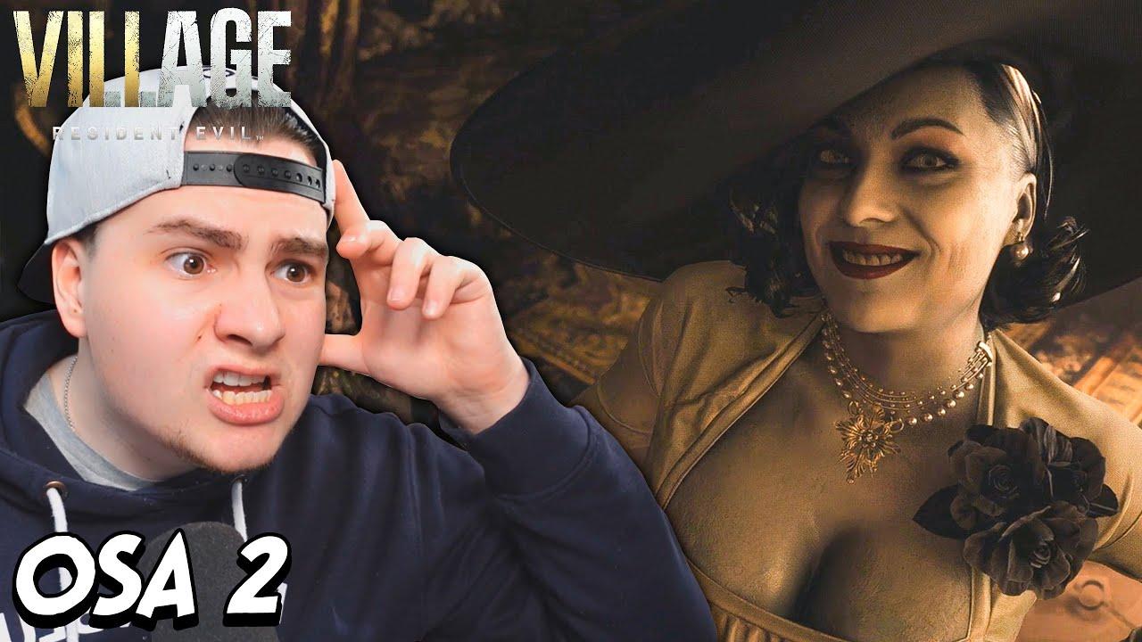 Resident Evil Village: LADY DIMITRESCU #2