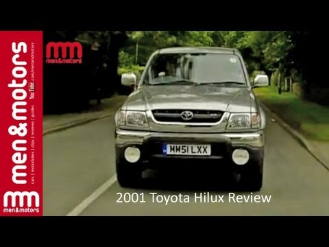 2001 Toyota Hilux Review