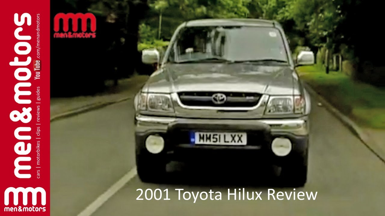 2001 Toyota Hilux Review Youtube Problems