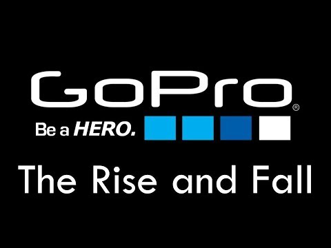 GoPro History: The Rise & Fall of an American Camera Company