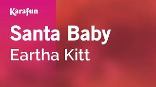 Karaoke Santa Baby - Eartha Kitt *