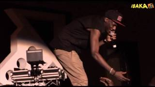 Tuface Hits The Stage With 'SEE ME SO' song @ Top10Mics