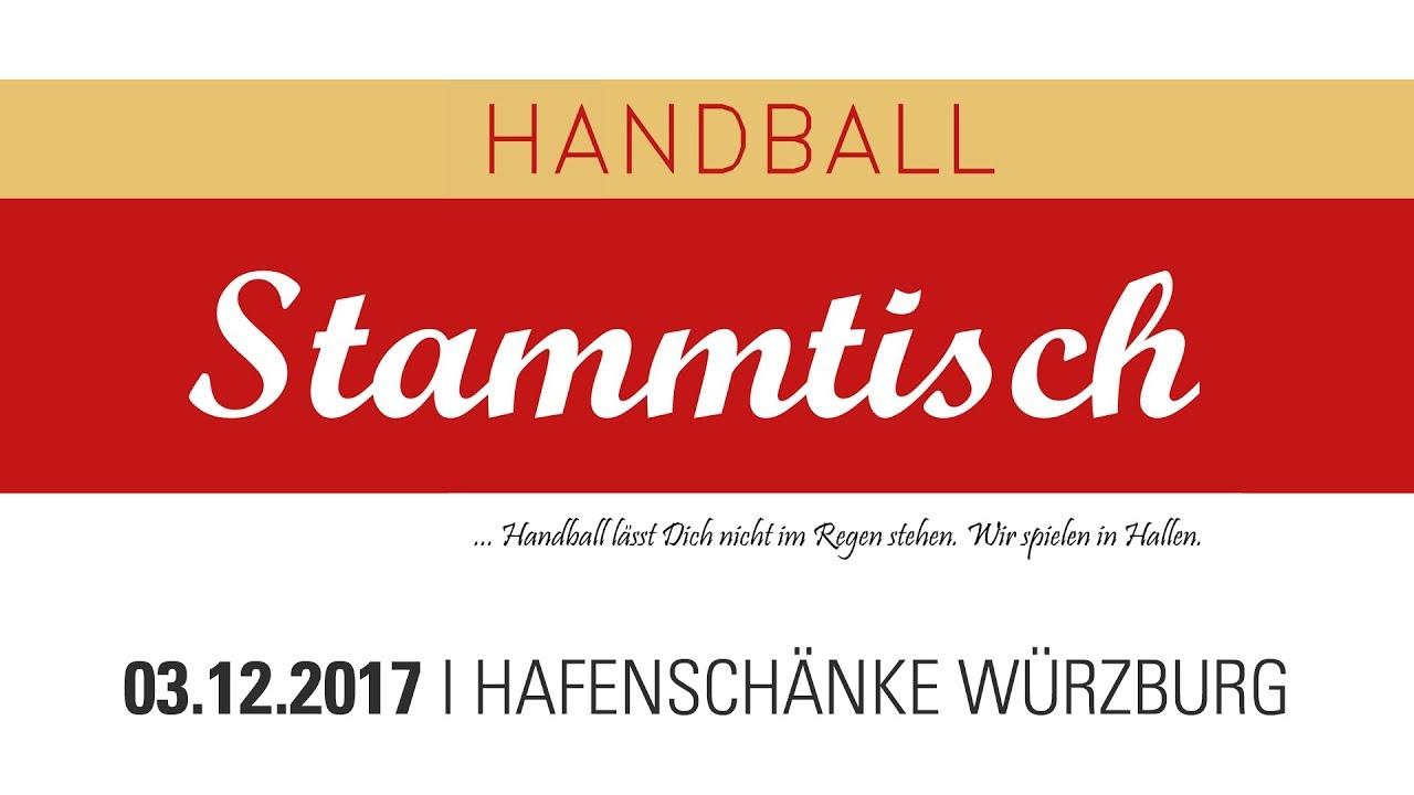2. Handball-Stammtisch am 03.12.2017 in der Hafenschänke Würzburg ...