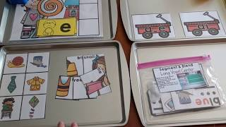 Activities for Teaching Long Vowel Sounds
