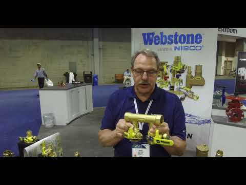 Webstone at ASPE 2018
