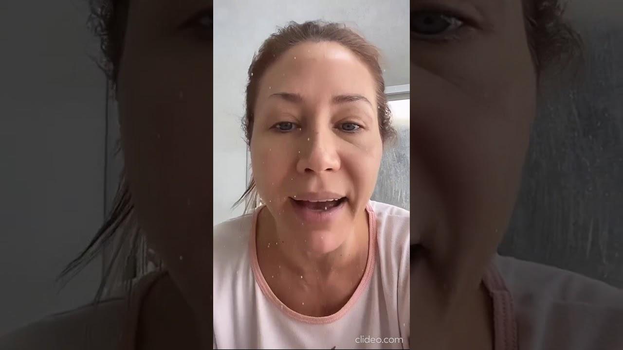 Adabel Guerrero furiosa