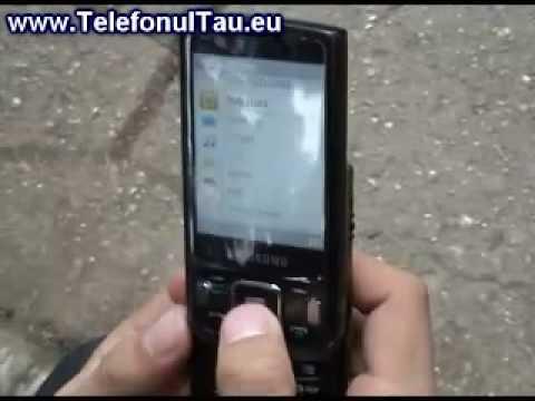 Samsung i8510 INNOV8 review ( romanian )