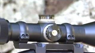 les grandes lignes du réglage des optiques de chasse.