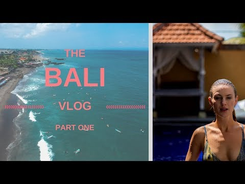 EPIC BALI TRIP - PART ONE | EMIRATES FLIGHT ATTENDANT