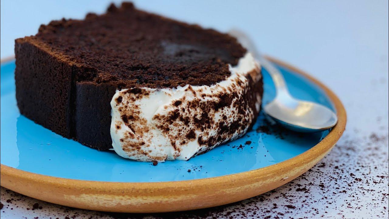 შოკოლადის კექსი ბეილისით | მარი კუბლაშვილი