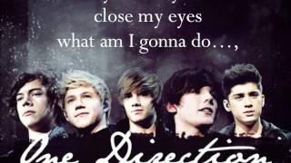 One Direction - I Should've Kissed You (FULL SONG - LYRICS ON SCREEN)