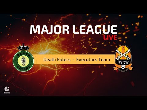 RSHL Major League: Death Eaters - Executors Team