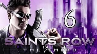 Saints Row 3 the Third Walkthrough - Part 6 Guardian Angel and Trafficking Let's Play