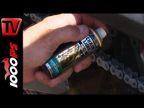 Nachfüllbares Kettenspray - Motorex Nachfülldose | Chain Lube