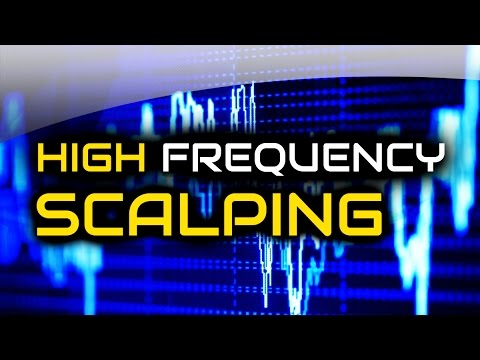 On High Frequency Scalping