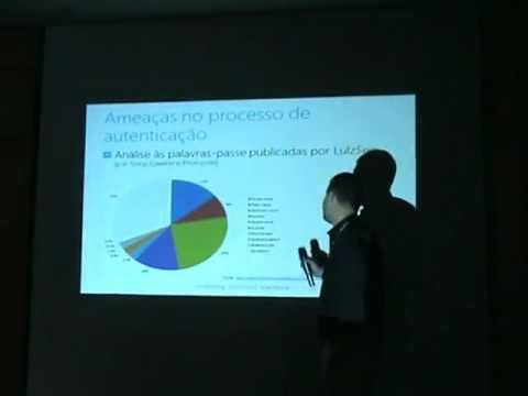 Jorge moura - Title: Myths and truths about passwords in the authentication process