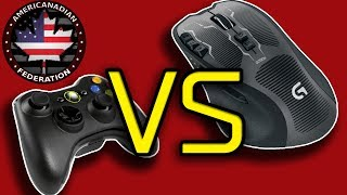 Mouse & Keyboard VS. Controller - Gameplay Commentary