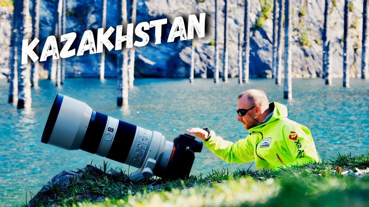 Казахстан Саты, красивое озеро Кольсай и загадочное озеро Каинды. Казахское путешествие. Часть 2