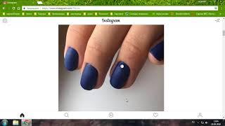 Как загрузить фото в инстаграм с компьютера без программ 2018