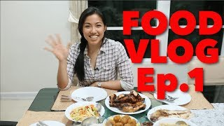 Thailand Food Vlog 1 - Hot Thai Kitchen!