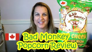 Bad Monkey Popcorn Review