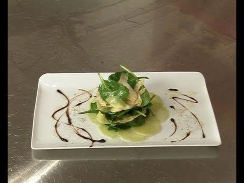 recette-de-marinade-d'artichauts-et-aubergines-à-l'huile-d'olive-et-citron-vert