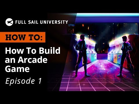 How To: Build an Arcade Game 1