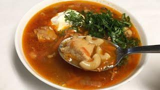 4 xil masalliqdan Mazali Taom Ovqat / Самый Вкусный Супчик из Простых ингредиентов
