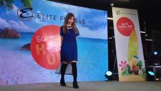 [FANCAM] MIN - Sẻ Chia Từng Khoảnh Khắc @ ELITE FITNESS Thăng Long Opening