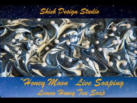 Live YouTube Soaping Event Series 2: Honey Moon