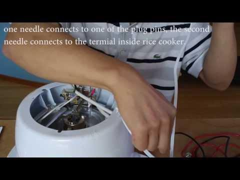 Rice Cooker Repair