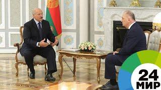 Лукашенко рассказал о роли картошки в отношениях Беларуси и Грузии - МИР 24