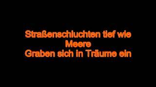 Unheilig - feuerland lyrics