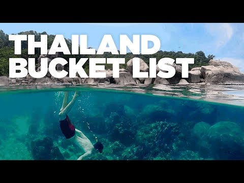 11 Ridiculously Cool Things To Do In Thailand