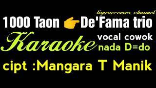 Karaoke[1000 Taon] D=do