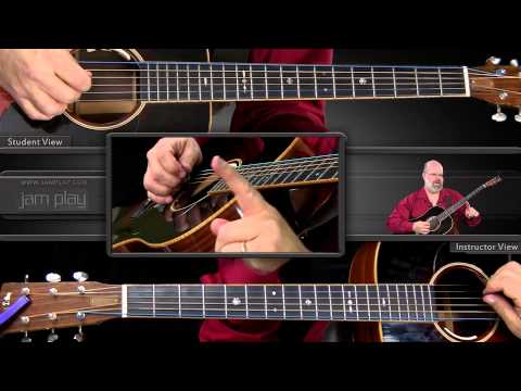 JamPlay Strummin' with Steve: Learn a Cowboy Country Chord Progression