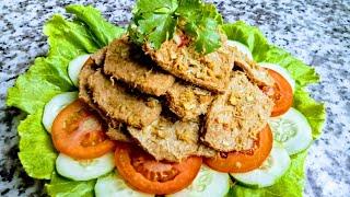 Cách làm SƯỜN NON CHAY XÀO SẢ ỚT - Món Ăn Chay - Món Ăn Ngon Mỗi Ngày