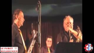 Daniel Huck & trade mark jazz band Jazz en ville 2008